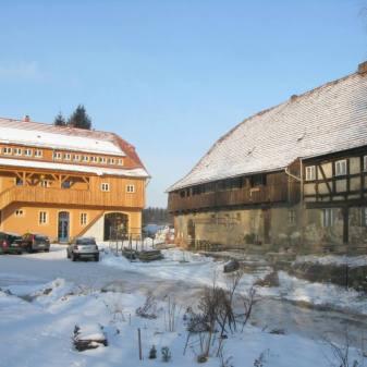 Wohnhaus und Fachwerkhaus 2013