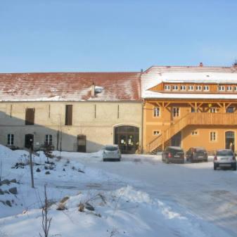 Kindergarten und Wohnhaus 2013