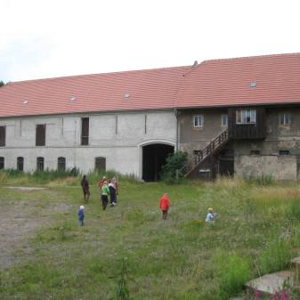 Der Niederhof bei der Übernahme 2007